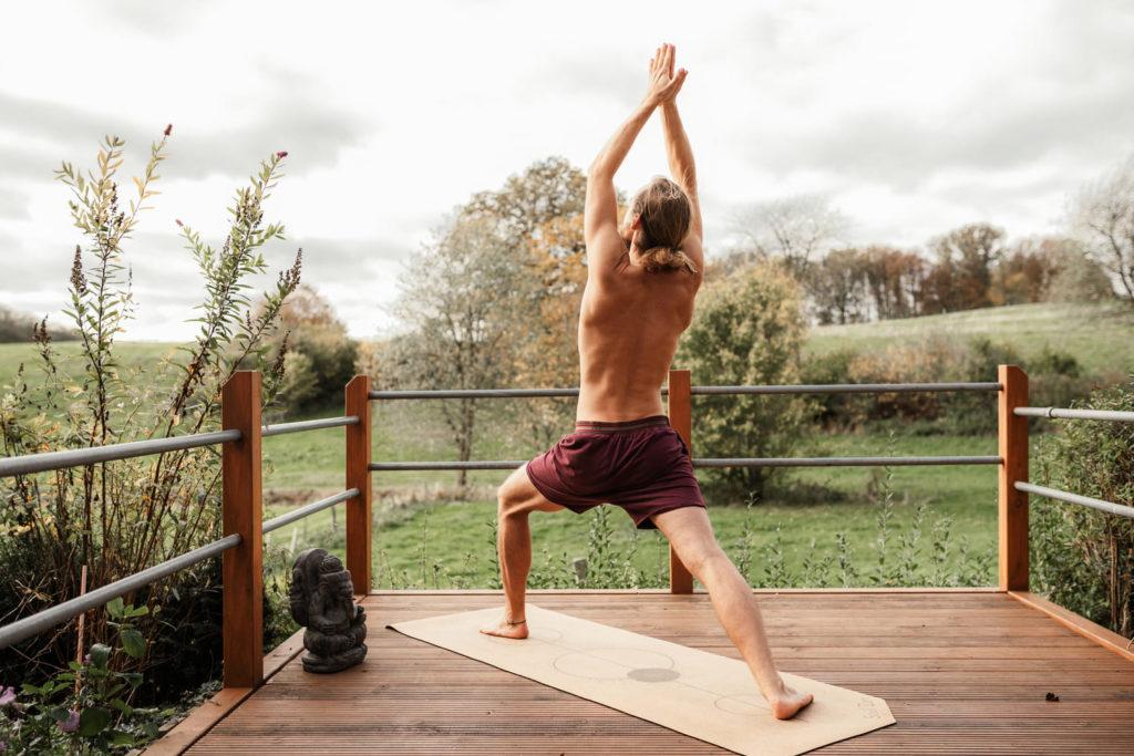 Yoga mit Nico